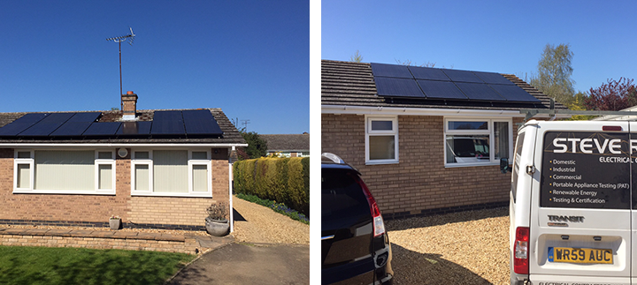Solar Installation Ketton