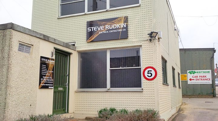 Steve Rudkin Electrical Moves to Pegasus House, Stamford