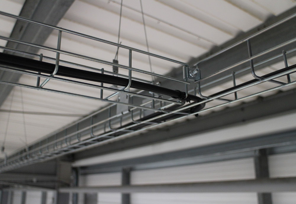 FastConnect range from Tamlex, the steel cable management specialists from Telford