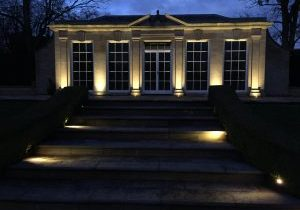 Steve Rudkin Electrical Contractors - Landscape and Garden Lighting