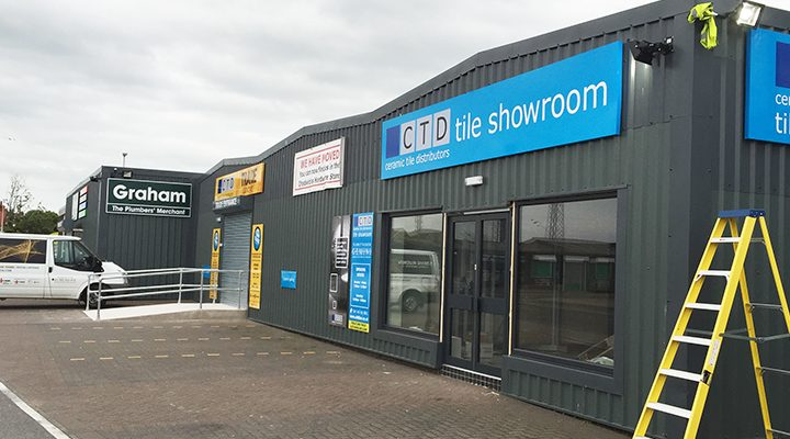 Bathroom and tool shop electrics in Blackpool