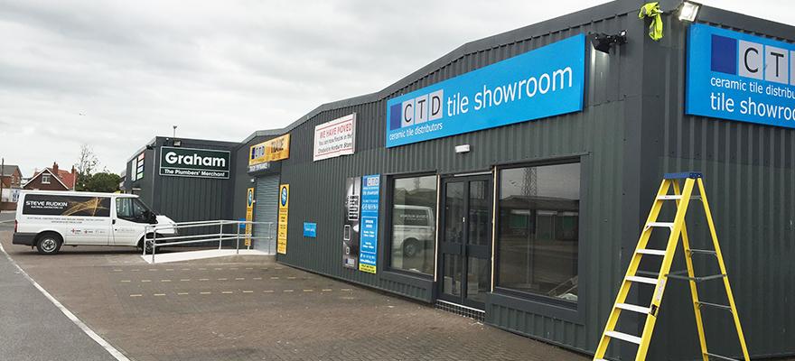 Bathroom and tool shop electrics in Blackpool