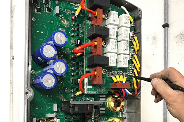 steve rudkin electrical contractors testing
