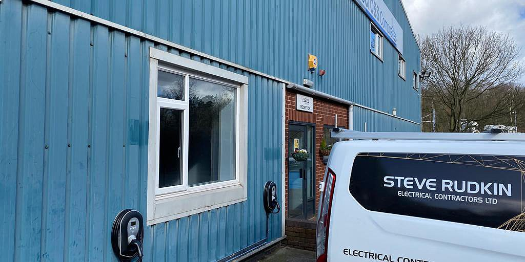 Electrical-Vehicle-Charging-Points-Cannock